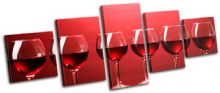 Wineglass red Food Kitchen - 13-0485(00B)-MP07-LO